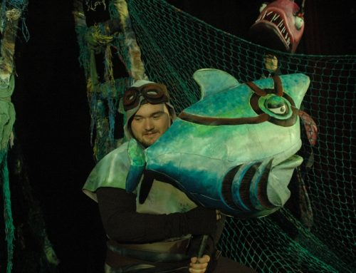 Novú divadelnú sezónu odštartujeme Podmorskou rozprávkou