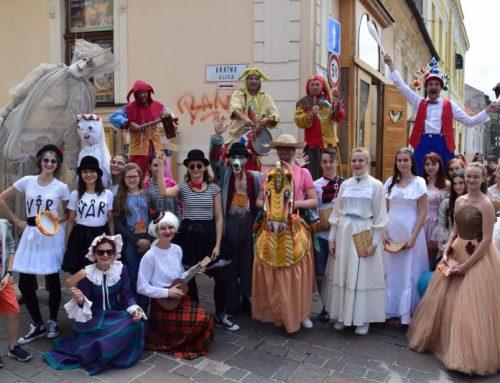 Venujte 2% z daní OZ pri Bábkovom divadle v Košiciach