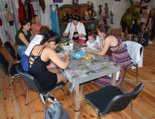 Dni bábkového divadla a hier pre rodiny – VIRVAR