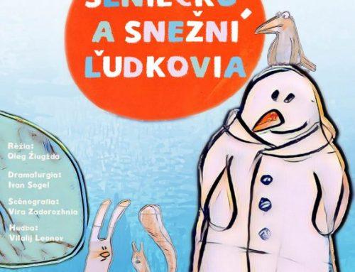 Premiéra hry Slniečko a snežní ľudkovia