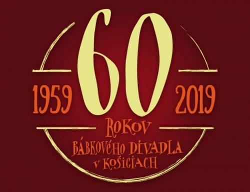 Vydali sme knihu Svet na niti. 60 rokov Bábkového divadla v Košiciach