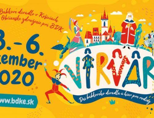 Pozývame na festival Virvar!