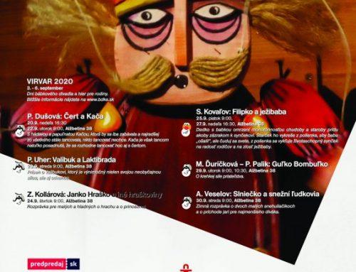 September v Bábkovom divadle v Košiciach