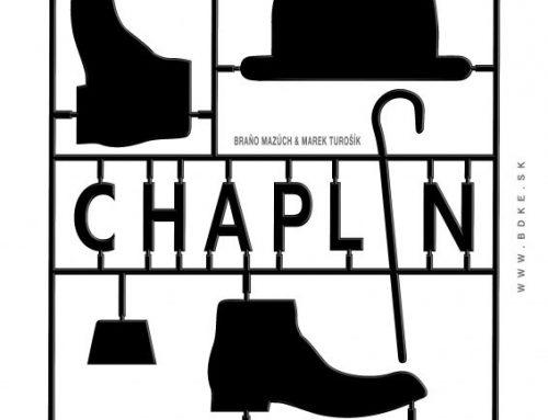 Trailer k novej inscenácii Chaplin
