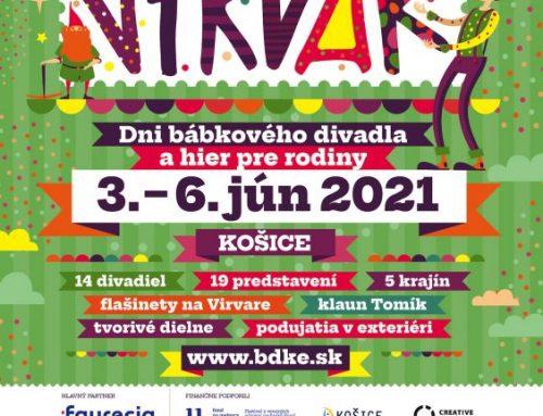 Obmedzenie kapacity priestorov pre verejnosť na festivale Virvar